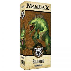 Wyrd Malifaux  Bayou Silurids - WYR23629 - 812152031395