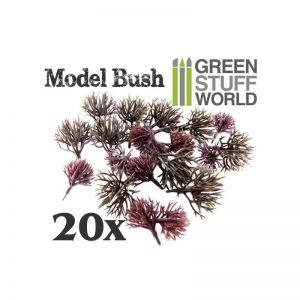Green Stuff World   Green Stuff World Terrain 20x Model Bush Trunks - 8436554365920ES - 8436554365920