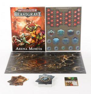 Games Workshop Warhammer Underworlds  Warhammer Underworlds Warhammer Underworlds: Beastgrave – Arena Mortis - 60220799017 - 5011921144839
