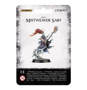 Games Workshop (Direct) Age of Sigmar  Age of Sigmar Direct Orders Mistweaver Saih - 99070219001 - 5011921080236