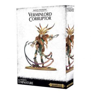 Games Workshop Age of Sigmar  Skaven Pestilens Verminlord Corruptor - 99120206023 - 5011921063253