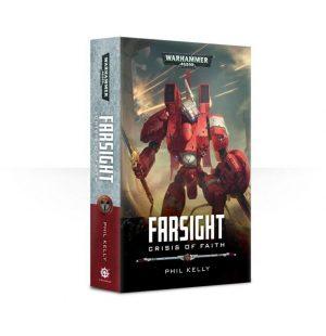 Games Workshop   Warhammer 40000 Books Farsight: Crisis Of Faith (Paperback) - 60100181463 - 9781784966249