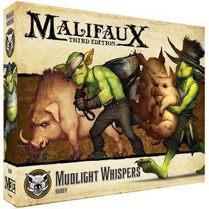Wyrd Malifaux  Bayou Mudlight Whispers - WYR23621 -