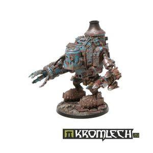 Kromlech   Orc Model Kits Clanking Behemoth - KRVB013 - 5902216111219