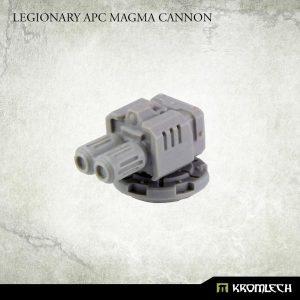 Kromlech   Legionary Conversion Parts Legionary APC Magma Cannon - KRVB074 - 5902216118591
