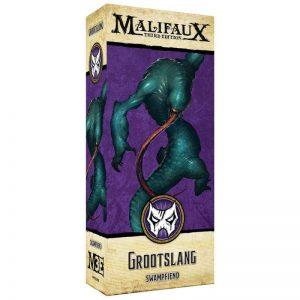 Wyrd Malifaux  Neverborn Grootslang - WYR23421 - 812152031296