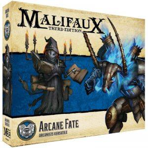 Wyrd Malifaux  Arcanists Arcane Fate - WYR23319 - 812152030824