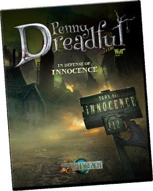Wyrd Through the Breach  Through the Breach In Defense of Innocence - WYR30201 - 9780990589617