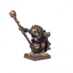 Mantic Kings of War  Orcs Orc Godspeaker - MGKWO102 - 5060208868043