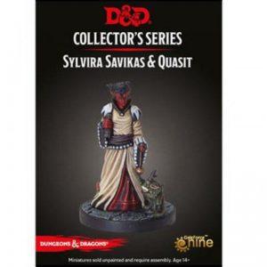 Gale Force Nine Dungeons & Dragons  D&D Miniatures D&D: Sylvira Savikas - GFN71092 - 9420020248380