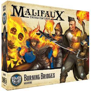 Wyrd Malifaux  Arcanists Burning Bridges - WYR23302 - 812152030688