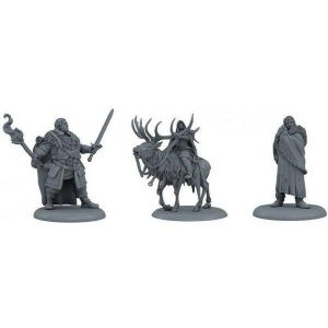 Cool Mini or Not A Song of Ice and Fire  Night's Watch A Song of Ice and Fire: Night's Watch Heroes #2 - CMNSIF310 - 889696009548