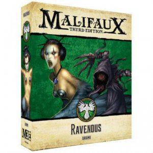 Wyrd Malifaux  Resurrectionists Ravenous - WYR23216 -