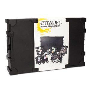 Games Workshop   Citadel Cases Citadel Large Project Box - 99239999099 - 5011921089741