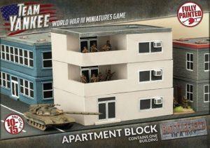 Gale Force Nine   Battlefield in a Box Team Yankee: Apartment Block - BB228 - 9420020236684