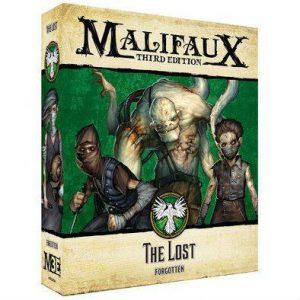 Wyrd Malifaux  Resurrectionists The Lost - WYR23214 -