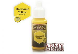 The Army Painter   Warpaint Warpaint - Daemonic Yellow - APWP1107 - 2561107111115