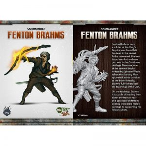 Wyrd The Other Side  Cult of the Burning Man Fenton Brahms - WYR40260 - 812152030510