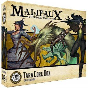 Wyrd Malifaux  Outcasts Tara Core Box - WYR23512 - 812152030862