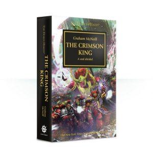 Games Workshop   The Horus Heresy Books The Crimson King: Book 44 (Paperback) - 60100181674 - 9781784968342