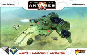 Warlord Games Beyond the Gates of Antares  SALE! C3M4 Combat Drone - WGA-CON-07 - 5060393703662