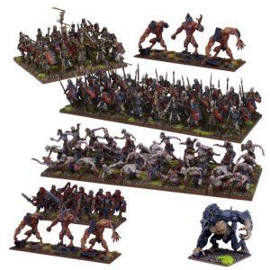 Mantic Kings of War  Undead Undead Mega Army - MGKWU111 - 5060469661407