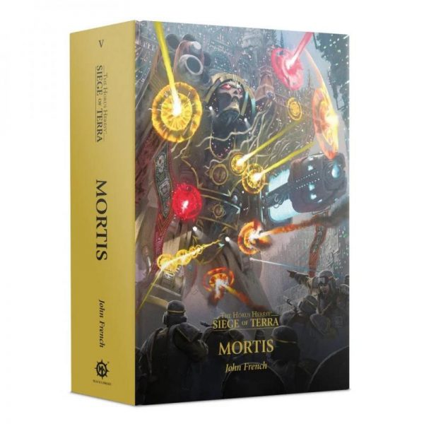 Games Workshop   The Horus Heresy Books The Horus Heresy: Siege of Terra Book 5 Mortis (Hardback) - 60040181771 - 9781789998160