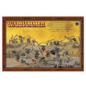 Games Workshop (Direct) Age of Sigmar  Ogor Mawtribes Gnoblars - 99120213012 - 5011921028559