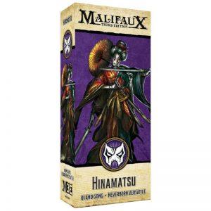 Wyrd Malifaux  Neverborn Hinamatsu - WYR23427 - 812152031319