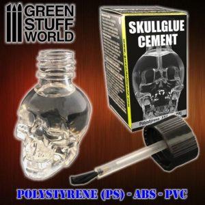Green Stuff World   Glue SkullGlue Plastic Cement - 8436574500462ES - 8436574500462