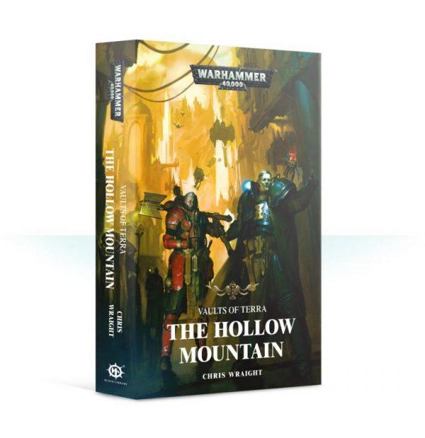 Games Workshop   Warhammer 40000 Books Vaults Of Terra: The Hollow Mountain (softback) - 60100181731 - 9781789990300