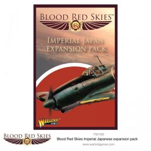Warlord Games Blood Red Skies  Blood Red Skies Blood Red Skies: Imperial Japanese Expansion Pack - 779511002 - 5060572503144