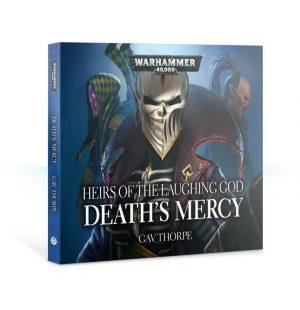 Games Workshop   Audiobooks Death's Mercy (audiobook) - 60680181696 - 9781781939864