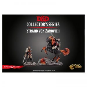 Gale Force Nine Dungeons & Dragons  D&D Miniatures D&D: Curse of Strahd - Strahd Foot & Mounted - GFN71128 - 9420020251014