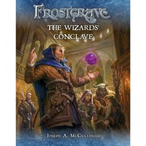 North Star Frostgrave  Frostgrave Frostgrave Supplement: The Wizards' Conclave - BP1669 - 9781472824059