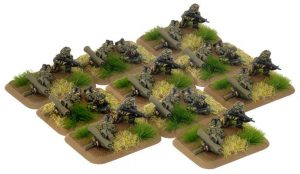 Battlefront Team Yankee  British Milan Group - TBR706 - 9420020231634