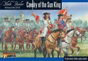 Warlord Games Black Powder  Marlborough's Wars Marlborough's Wars: Cavalry of the Sun King - 302015005 - 5060393704669