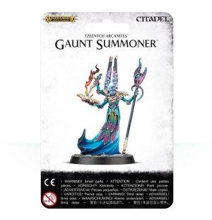 Games Workshop (Direct) Age of Sigmar  Disciples of Tzeentch Tzeentch Arcanites Gaunt Summoner - 99070201020 - 5011921077373