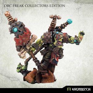 Kromlech   Orc Model Kits Orc Freak Collectors Edition (1) - KRBU003 - 5908291070885