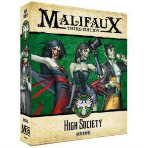 Wyrd Malifaux  Resurrectionists High Society - WYR23218 - 812152031135