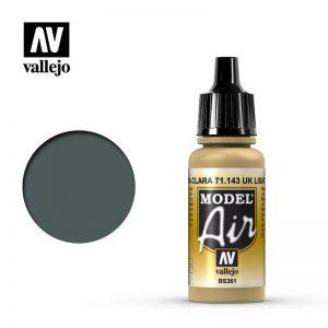 Vallejo   Model Air Model Air: UK Light Stone 61 - VAL143 - 8429551711432