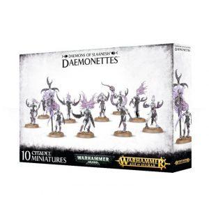 Games Workshop Warhammer 40,000 | Age of Sigmar  Hedonites of Slaanesh Daemonettes of Slaanesh - 99129915036 - 5011921085521