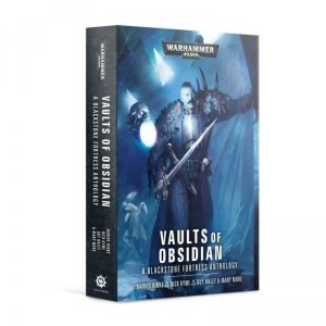 Games Workshop   Warhammer 40000 Books Blackstone Fortress: Vaults of Obsidian (paperback) - 60100181744 - 9781789990805