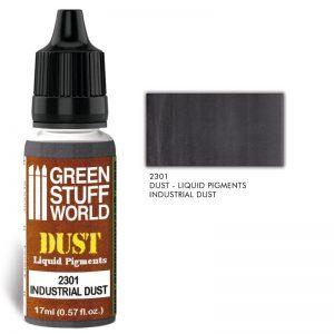Green Stuff World   Liquid Pigments Liquid Pigments INDUSTRIAL DUST - 8436574506600ES - 8436574506600