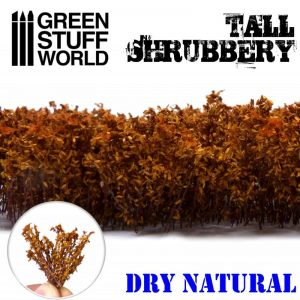 Green Stuff World   Plants & Flowers Tall Shrubbery - Dry Natural - 8436574504323ES - 8436574504323