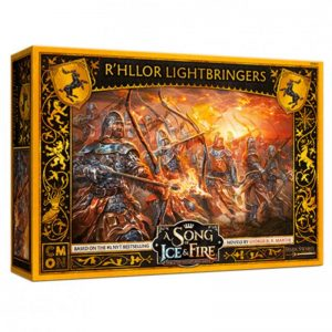 Cool Mini or Not A Song of Ice and Fire  House Baratheon A Song of Ice and Fire: R'hllor Lightbringers - CMNSIF807 -