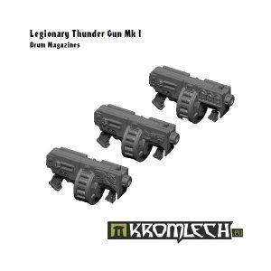 Kromlech   Legionary Conversion Parts Legionary Thunder Gun Mk1 (9) - KRCB114 - 5902216112414