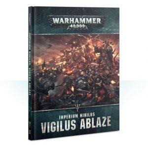 Games Workshop Warhammer 40,000  Warhammer 40000 Essentials Imperium Nihilus: Vigilus Ablaze - 60040199100 - 9781788264617