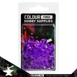 The Colour Forge   Acrylic Gems Acrylic Gems: Alien Slime - TCF-AG-0270 - 5060843100270