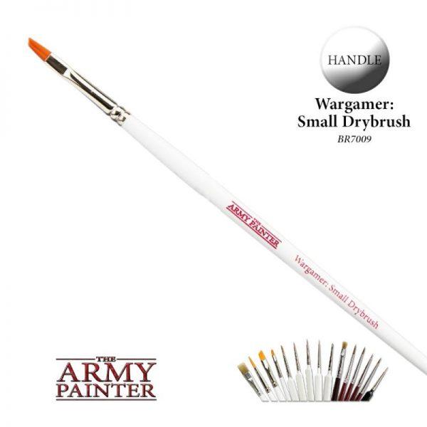 The Army Painter   Army Painter Brushes Wargamer Brush: Small Drybrush - APBR7009 - 5713799700901